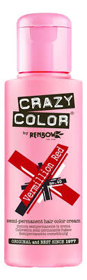 Crazy Color <b>краска для волос semi</b>-permanent hair color cream ...