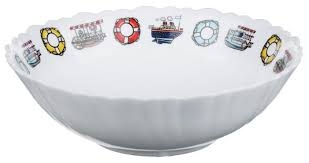 Millimi <b>Тарелка</b> суповая Морячок <b>15 см</b> — купить по выгодной ...