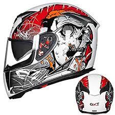 XuBa Men <b>Motorcycle</b> Helmet <b>Four Seasons</b> Double Lens Anti-Fog ...