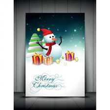 Free cover page designs vector free vector download (6,139 files ... 3d snowman with gift merry christmas brochure title page design vector