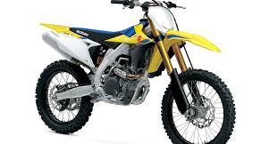 New <b>Suzuki Dirt Bikes</b>, Off-Road, Adventure Bikes | Dirt Rider