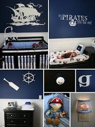 themed boys bedroom design ideas blue