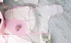 Одежда для новорожденных (от 0 до 12 месяцев)