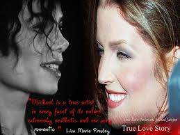 LMP & MJ quotes - Michael Jackson and Lisa Marie Fan Art (25303173 ... via Relatably.com