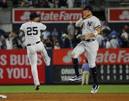 MLB roundup: Yankees blast <b>seven</b> HRs in <b>DH</b> sweep of Orioles ...