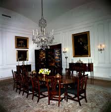 Family Dining Room White House Rooms Family Dining Room John F Kennedy