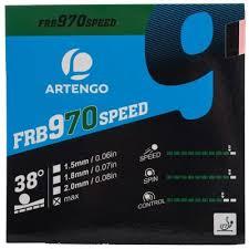 накладка <b>artengo</b> покрытие для ракетки настольного тенниса ...