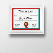 take a look at the most popular gift certificate templates red ribbon certificate template