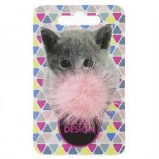 <b>Резинка</b> для волос <b>Daisy Design</b> Kittens Пушистик (1 шт.) - IRMAG ...