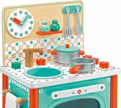 Деревянная кухня <b>Djeco Маленький завтрак</b> K 06626 купить в ...