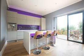 kitchen led lighting kitchen contemporary with appliances aventos bespoke colour ambient kitchen lighting