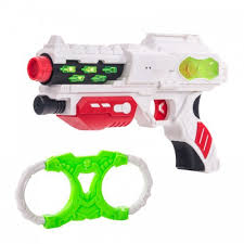 Набор <b>бластер наручники</b> звук свет <b>Fun Red</b> Арт. FRBL006 ...