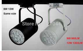 20pcs dhl 12x2w led track light spotlight suspend mounted or ceiling led track lighting for clothing ceiling mount track lighting