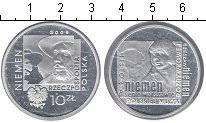 Монета Польша 10 злотых Серебро 2011 Proof купить в ...