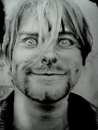 ... Kurt Cobain Smiling Kurt cobain portrait nevermind :) by bumcheeks2 ... - kurt_cobain_portrait_nevermind____by_bumcheeks2-d6gkj1p