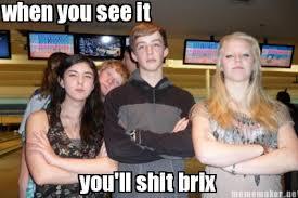 Meme Maker - when you see it you'll shit brix Meme Maker! via Relatably.com
