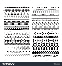 resume borders designs resume design horizontal elements collection of vector borders and lines