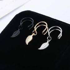 1pc <b>Punk</b> Rock Geometric <b>U shape</b> Ear Clip Cuff Wrap Earrings No ...