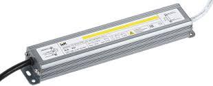 <b>Драйвер LED</b> ИПСН IEK (ИЭК)-PRO IEK (ИЭК) <b>30Вт 12 В</b> блок ...