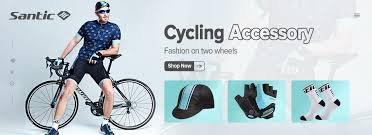 <b>SANTIC</b> – Suitable and Professional Technological <b>Cycling</b> Equipment