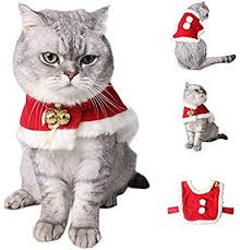 Winter <b>Cat</b> Costumes <b>Cloaks</b> Mantle Small <b>Pet</b> Puppy <b>Cat</b> Coat ...