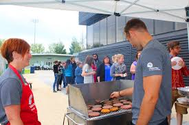 an ideal workplace for gennext initiatives the works following susan s talk the winnipeg payworks staff the united way committee held a barbecue for everyone check out some of our photos