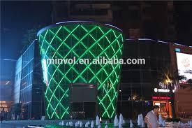 dc24v building facade lighting and decoration building led linear ip67 building facade lighting