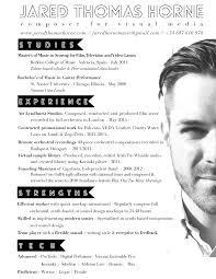 unique cv with photo creative resume idea unique cv design musician composer musicians resume template