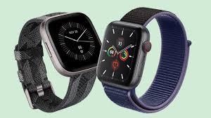 Apple Watch Series 5 vs. Fitbit Versa 2: Which Smartwatch Is Best ...