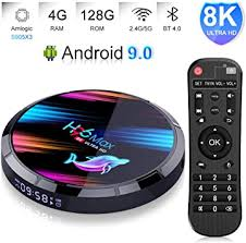4GB 128GB TV Box Android 9.0 EstgoSZ H96 Max X3 ... - Amazon.com