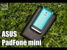 Asus PadFone mini - обзор трансформера смартфон-в-планшете ...
