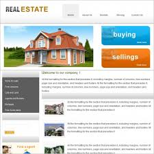 real estate Free website templates in css, html, js format for ...