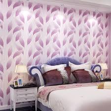 room elegant wallpaper bedroom: aliexpresscom buy china wholesale modern leaf wallpaper simple elegant living rooms decorative d wallpapers bedroom tapety papier peint wz from