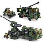"""Купить <b>Конструктор KAZI</b> """"<b>Зенитные войска</b>"""" - 84039 недорого в ..."""
