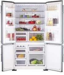 <b>Многокамерный холодильник Mitsubishi</b> Electric MR-LR 78 G-DB-R