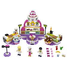 <b>Конструктор Lego Friends Соревнование</b> кондитеров 41393 ...