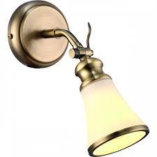 Бра <b>Arte Lamp A9231AP</b>-<b>1AB</b> VENTO (Италия) за 1 850 руб ...