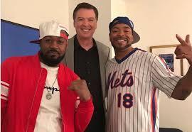 Method Man, <b>Ghostface</b> Killah, & Former FBI Director James Comey ...