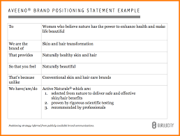 positioning statement examples card authorization  10 positioning statement examples