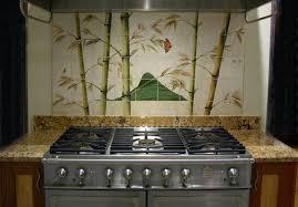 Kitchen Tile Backsplash Murals Personalized Tiles And Murals