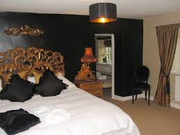 design decor black bedroom