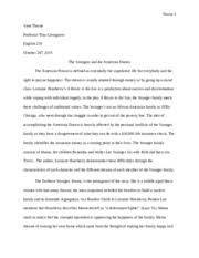 healthy food vs fast foodsdocx  compare and contrast essay