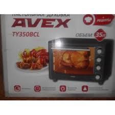 <b>Мини</b>-<b>печь AVEX</b> Настольная духовка   Отзывы покупателей