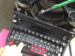 Image result for typewriters keys jamming
