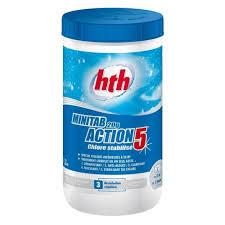 <b>hth Многофункциональные таблетки</b> хлора 5в1 по 20гр 1,2кг ...