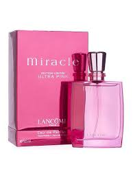 <b>Miracle Ultra Pink</b> by <b>Lancome</b> 50ml EDP | dabs.com.ng