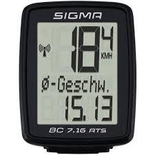<b>Велокомпьютер SIGMA BC 7.16</b> ATS по низкой цене! - ВелоСтрана