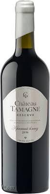 Вино выдержанное сухое красное <b>Шато</b> Тамань Резерв ...