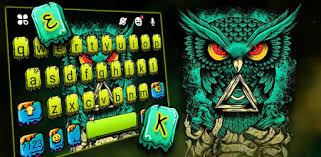 <b>Angry Owl</b> Keyboard Theme - Apps on Google Play