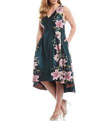 <b>Floral</b> Women's <b>Plus</b>-<b>Size</b> Dresses & Gowns   Dillard's